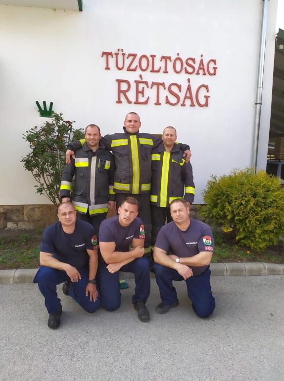 Kihívás teljesítve - Orosházi Máté tű. őrm.