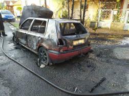 Az eloltott autó