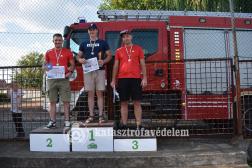 Férfi21B kategória győztesei