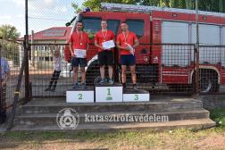 Férfi35B kategória győztesei
