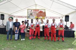Ságújfalu Önkéntes Tűzoltó Egyesület I. csapata