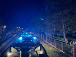 A tűzesethez harminc tűzoltó vonult nyolc járművel